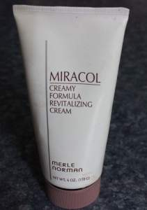 Merle Norman's Miracol Creamy Revitizing Cream Mask