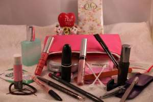 My Makeup Bag Contents