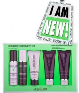 Michael Todd Skincare Discovery Kit for Anti-Aging