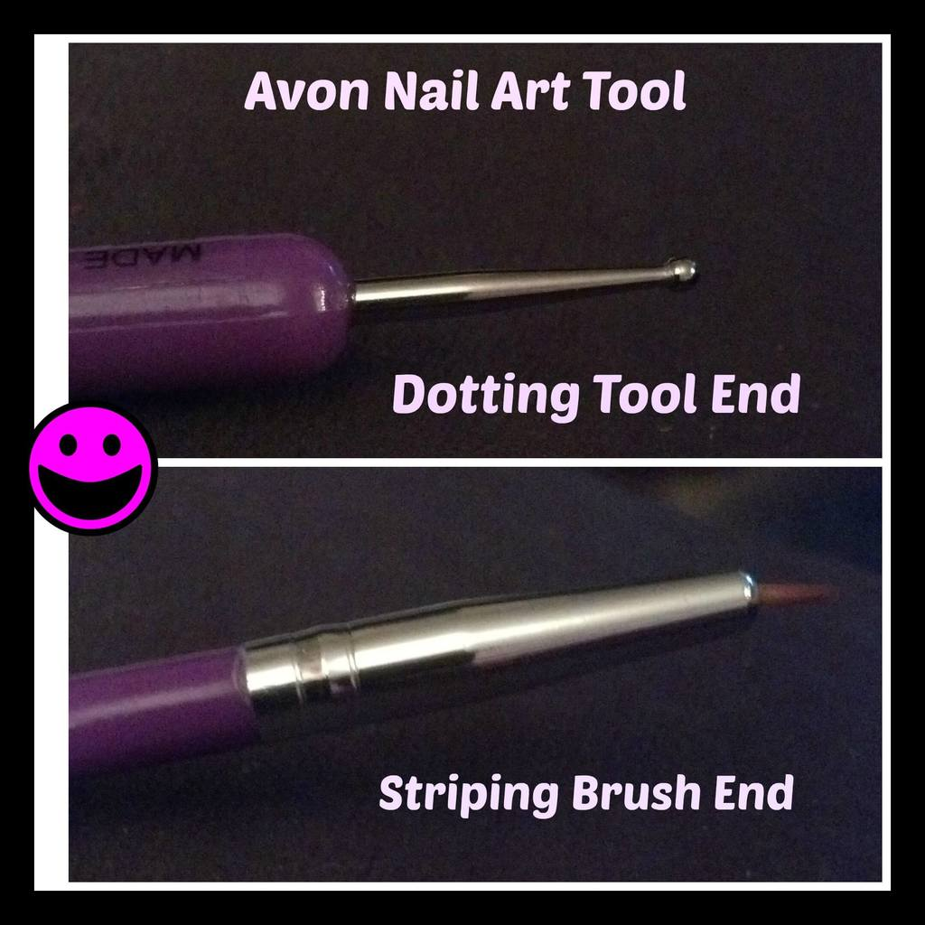 Thrifty thursday avon and china glaze beth beauty and for Avon nail decoration tool
