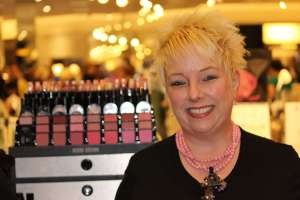 Nordstrom's 2014 Beauty Trend Show: Bobbie Brown Cosmetics Booth