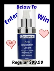 Dermagist Neck-Restoration-Cream Giveaway