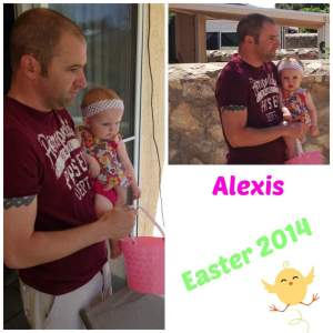 Alexis Easter 2014