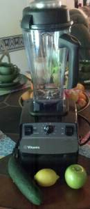 Beth and Beauty's Vitamix Blending System