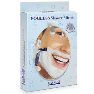 Cassani Fogless Shower Mirror