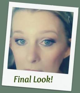 Lorac Pro Champagne Eye Tutorial Final Look