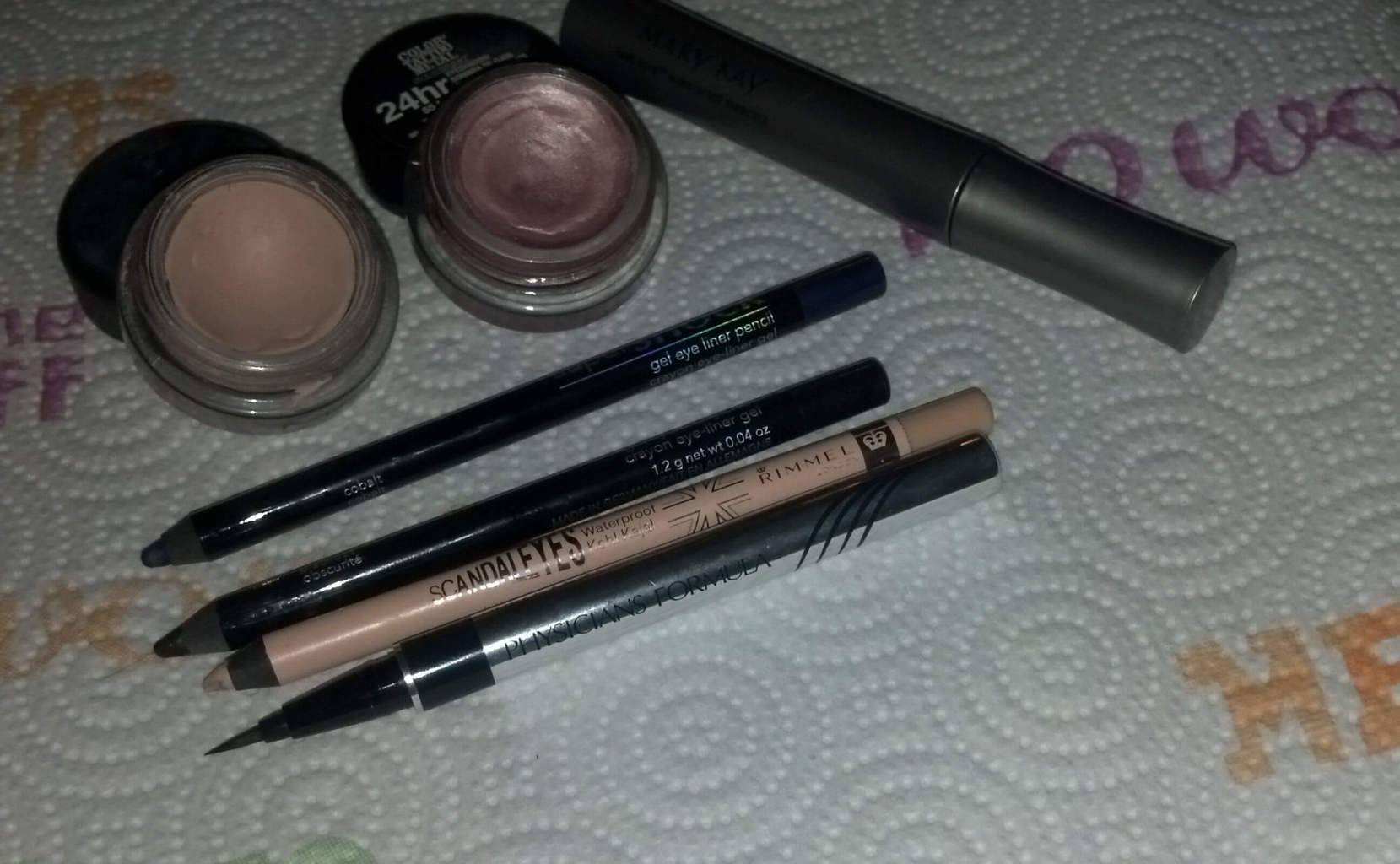 Beth And Beautys Lorac Pro Champagne Eye Tutorial Beauty Lt Eyeliner Pencil Waterproof Liner Other Products