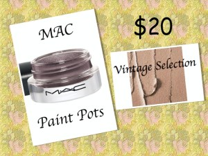 MAC Pro Longwear Paint Pot in Vintage Selection