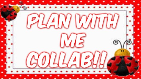 Plan With Me Collab Lady Bug