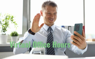 #5: How To Host Virtual Office Hours When Teaching Online