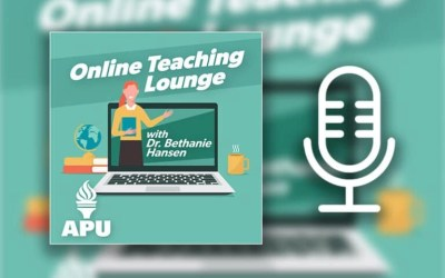 #45: Classroom Management Can Improve Online Student Success