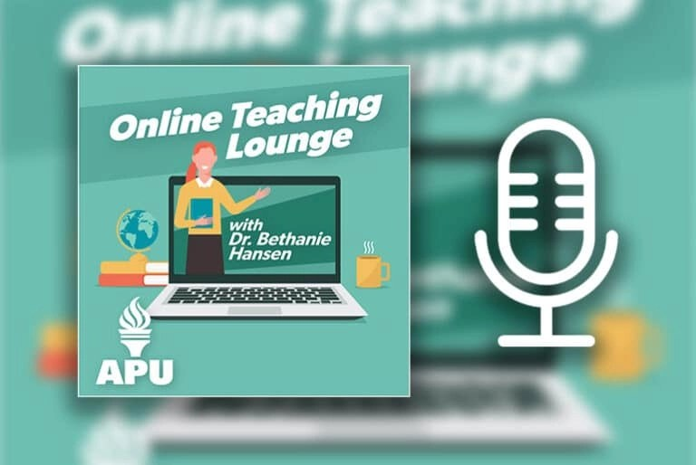 #44: Renewing Your Energy Can Improve Your Online Teaching