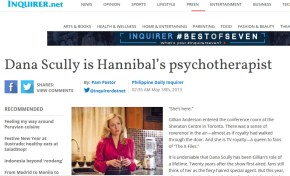Scully Hannibal 2