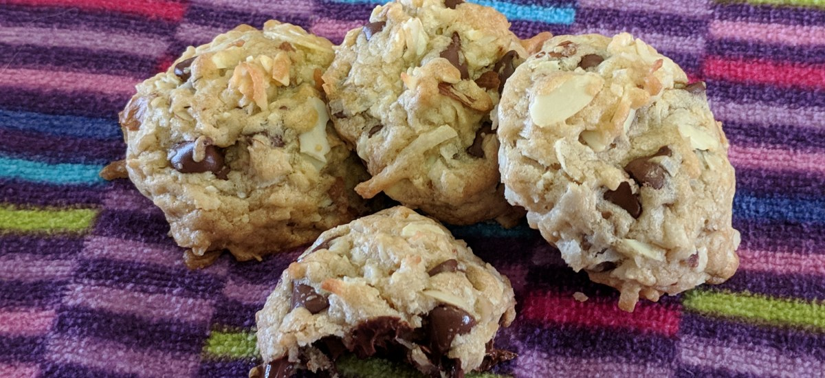 Almond Joy Cookies (no Sweetened condensed milk!)