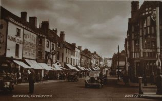COVENTRY BURGES