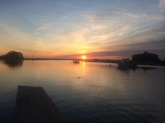 Sunset, Plum Island, MA