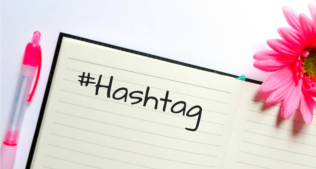My top 5 tips for using hashtags