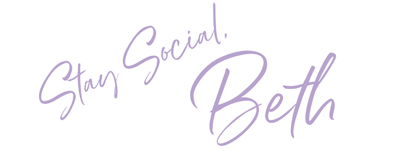 BethBackes.com -- Stay Social, Beth