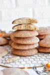 Soft and Thick Snickerdoodles - bethcakes.com