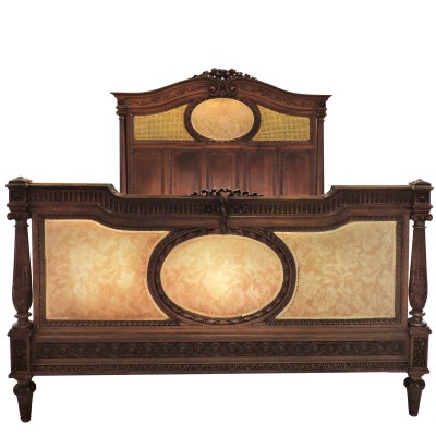 Antique Victorian Bed