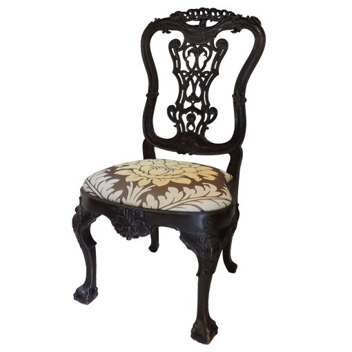 antique Portuguese Side Chair
