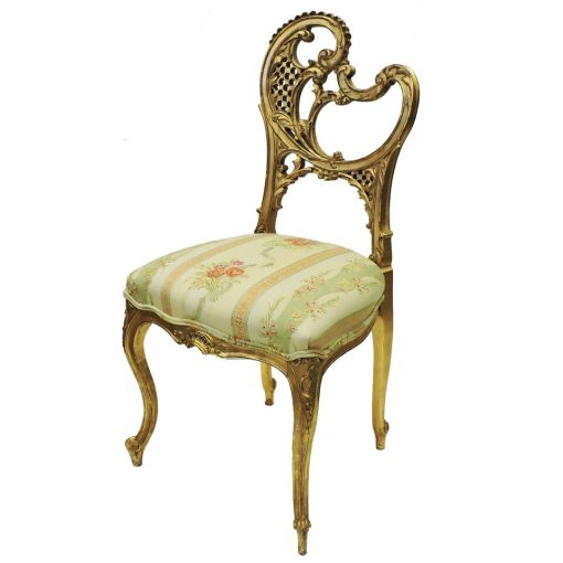 antique Ballroom Chair
