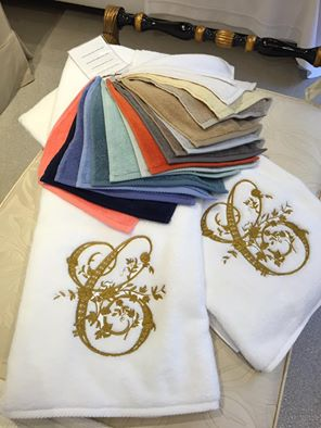 towel-embroidery