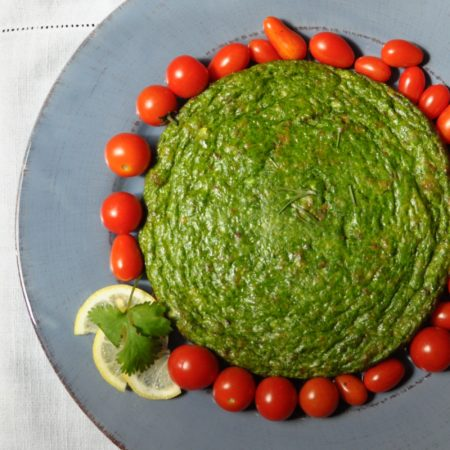 Low Fodmap Spinach Souffle