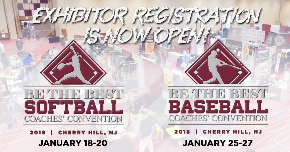 Exhibitor Registration Now Open