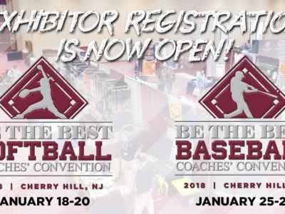 Exhibitor Registration Now Open