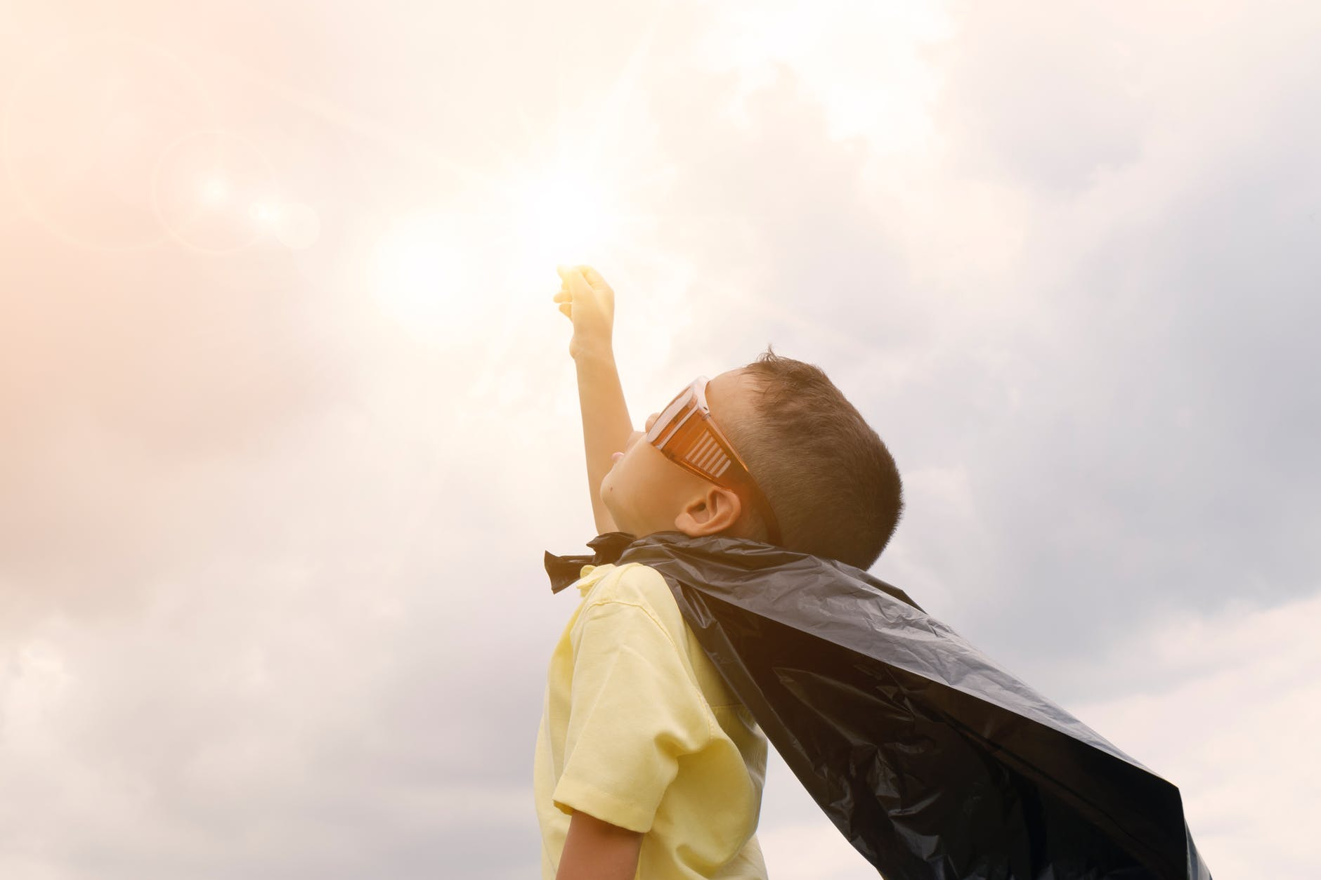 Releasing the Superhero within Us