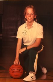 CPP WBB team manager 1985