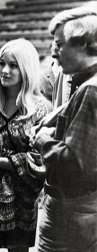 Roderick Steward, 1970 Spire - BUDL