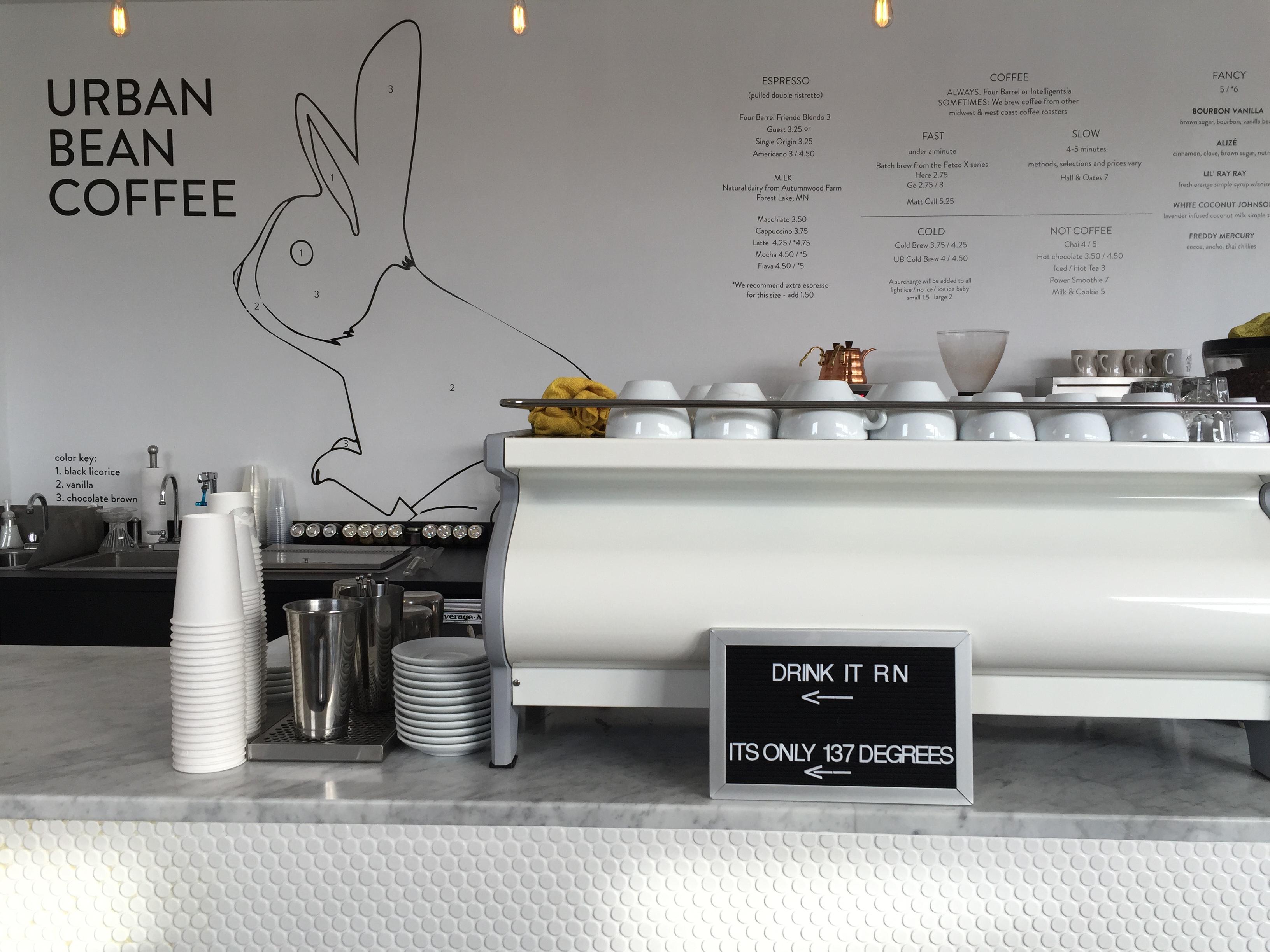 monday morning coffee urban bean the clarion
