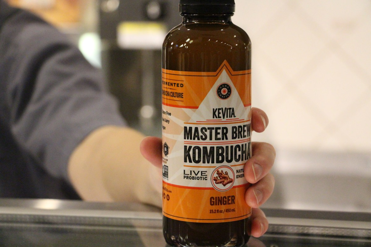 The big deal with kombucha