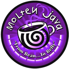 Molten Java logo