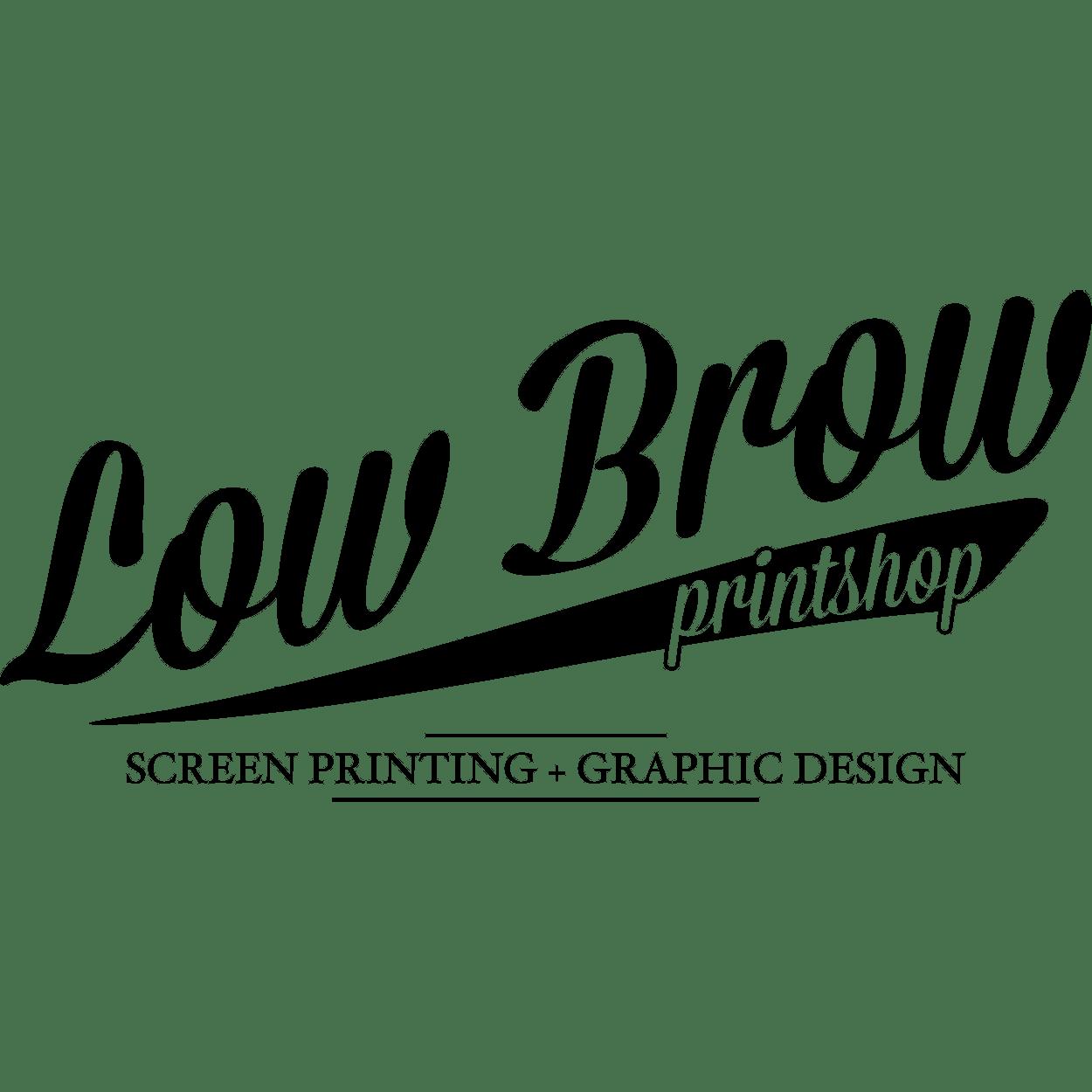 Low Brow logo