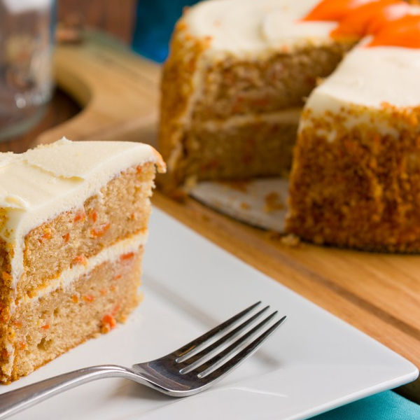 Carrot Cake High Protein