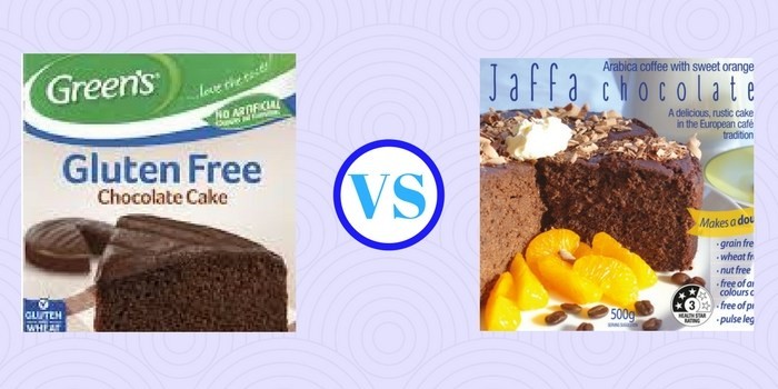 Why People Choose Bethel Farm GF Cake Mix over Greens [Coles]