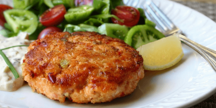 Salmon Burger Recipe