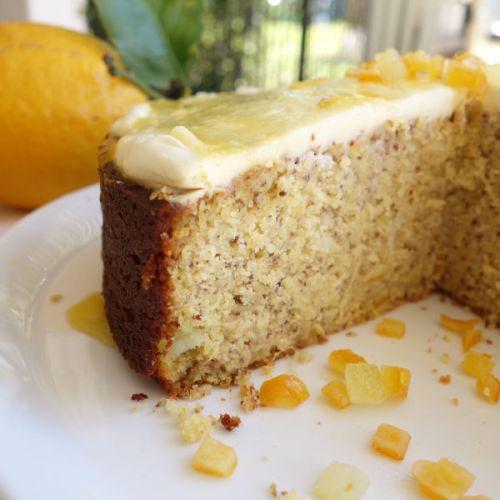 citrus cake mix