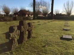 Langemark Military Cemetery