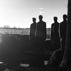 Mourning Soldiers at Langemark Cemetery