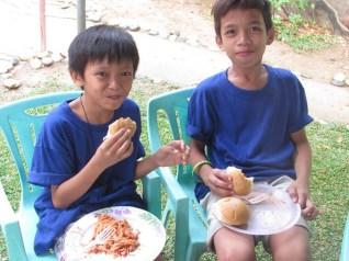 Lunch for Street Children