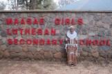 MGLSS sign and girl