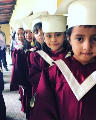 Graduation from La Escuela
