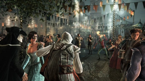 Assassins Creed 2: Florencia y Venecia a tus pies|Be There ...
