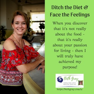 inner energy, innergetics, purpose, ditch the diet, face the feelings, passion for life