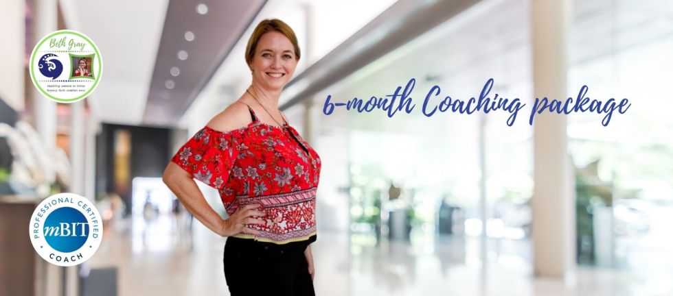 6-month coaching package, life coach, Beth Gray, mBIT Coach, Ho'oponopono practitioner, forgiveness & release, letting go, authenticity, truly authentic