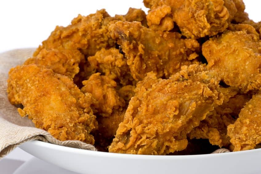 Marketing and Fried Chicken